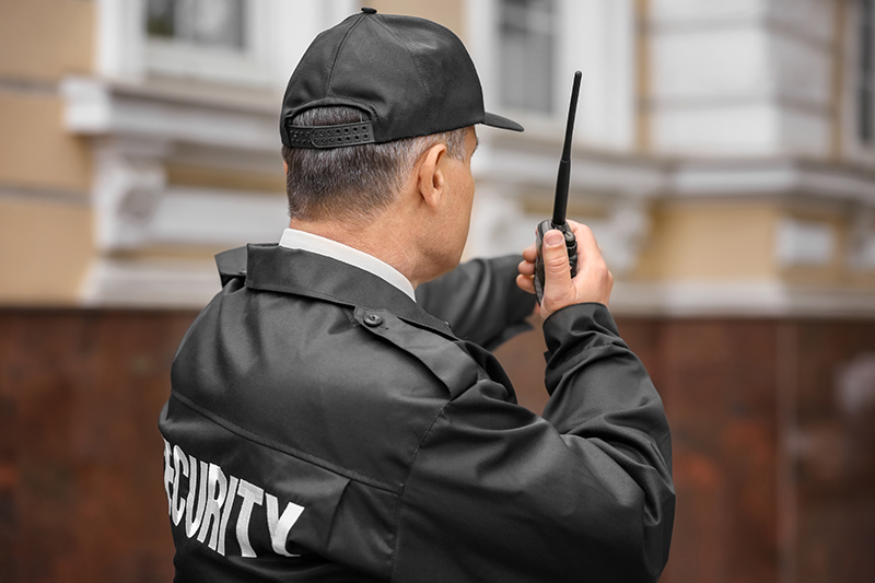 How To Be A Security Guard Uk in Edinburgh City of Edinburgh
