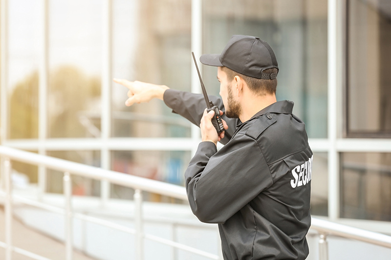 Security Guard Hiring in Edinburgh City of Edinburgh